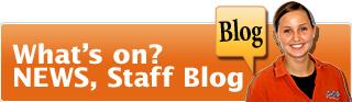 SNS Staff blog