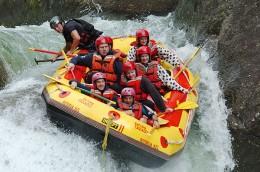 Kaituna Cascade Rafting